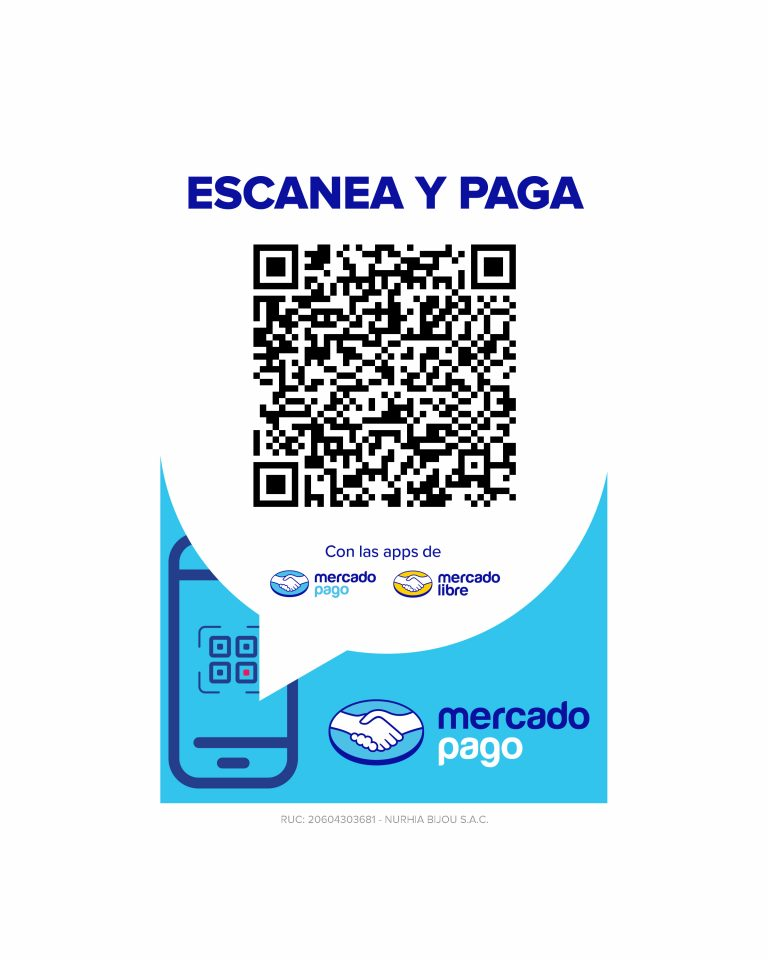 Nurhia Perú - QR Mercado Pago